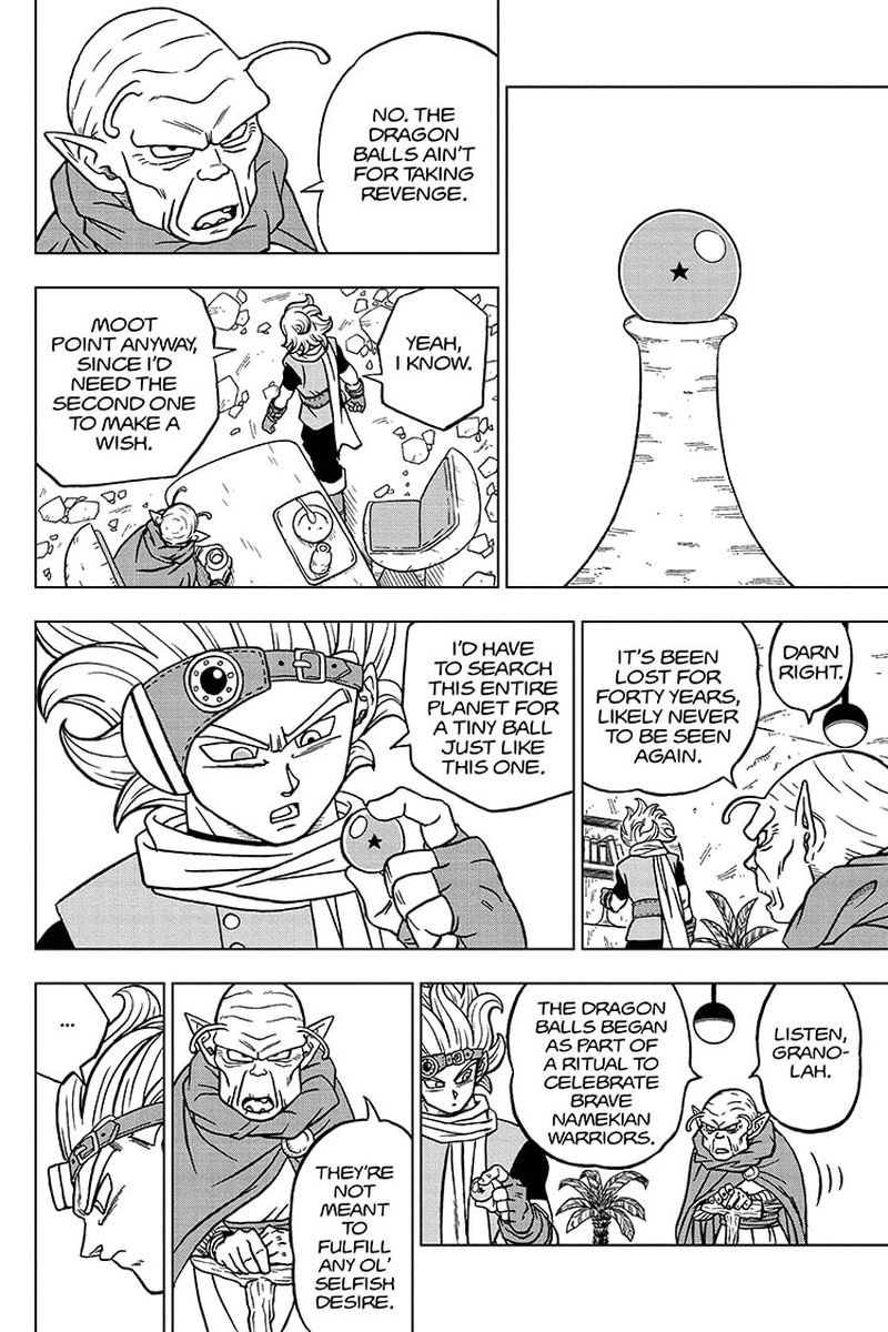 Dragon Ball Super Chapter 69  Online Free Manga Read Image 34