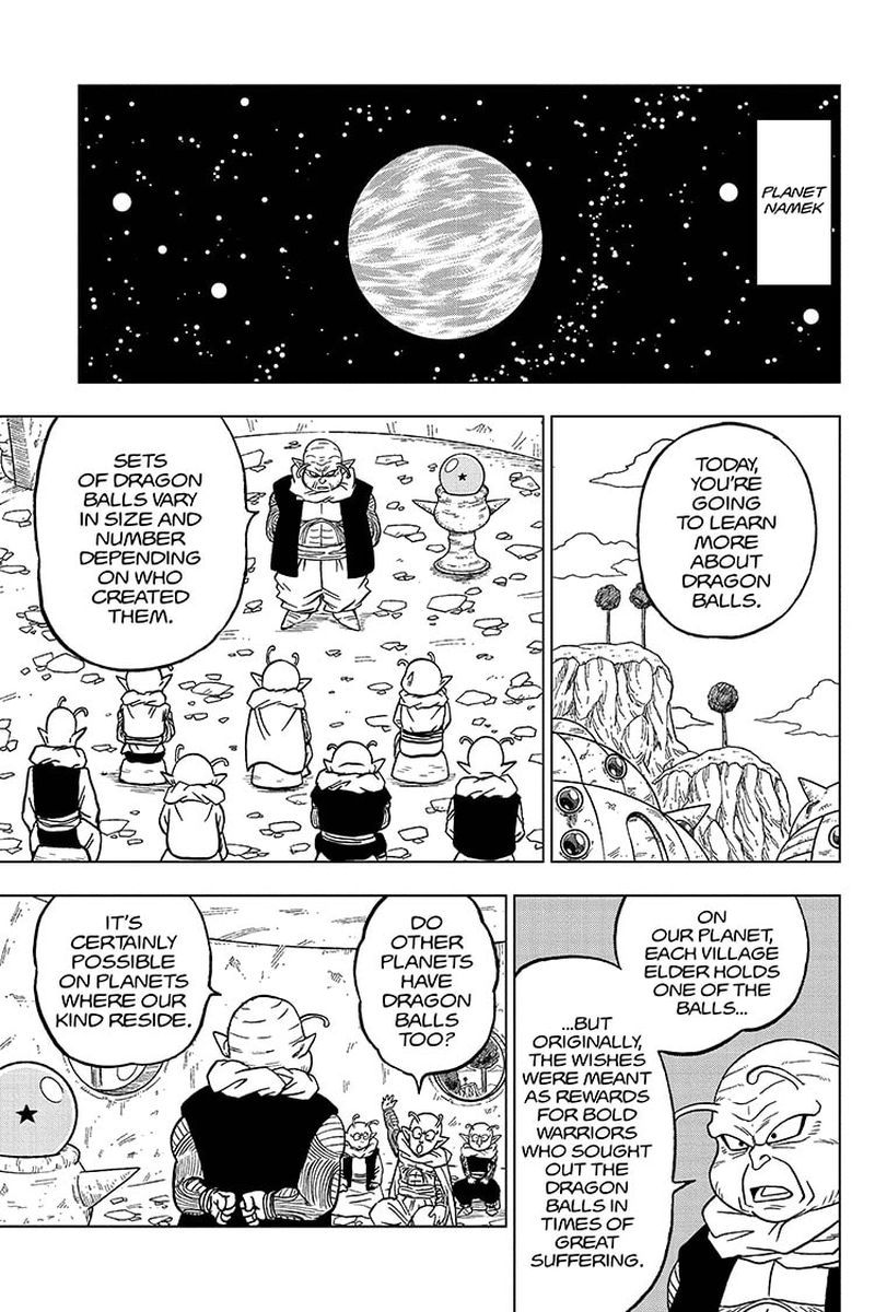 Dragon Ball Super Chapter 69  Online Free Manga Read Image 35