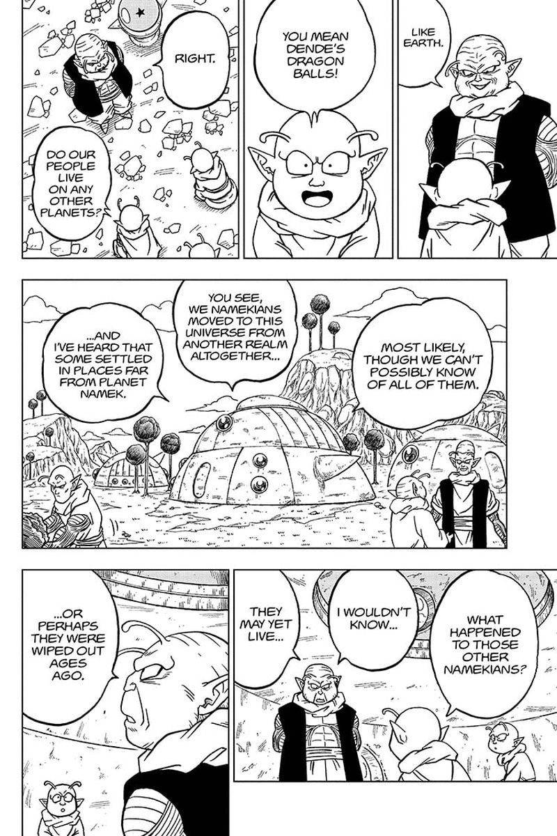 Dragon Ball Super Chapter 69  Online Free Manga Read Image 36