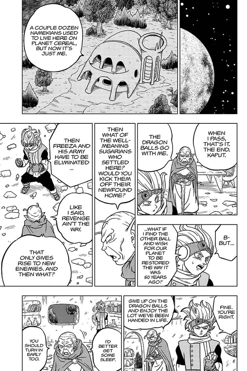 Dragon Ball Super Chapter 69  Online Free Manga Read Image 37