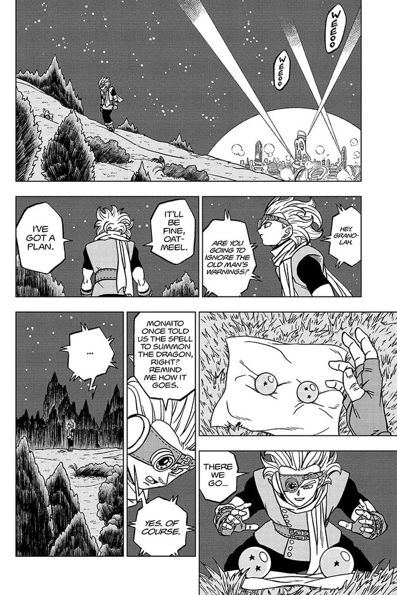 Dragon Ball Super Chapter 69  Online Free Manga Read Image 42