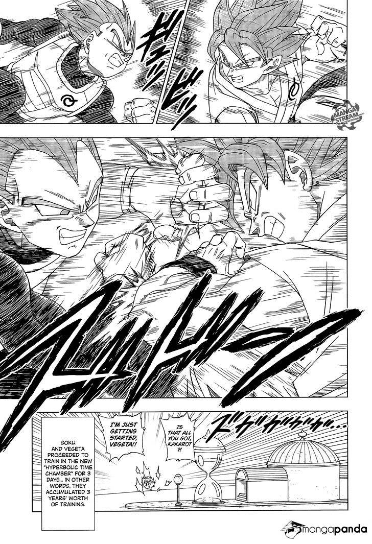 Dragon Ball Super Chapter 7.2  Online Free Manga Read Image 14
