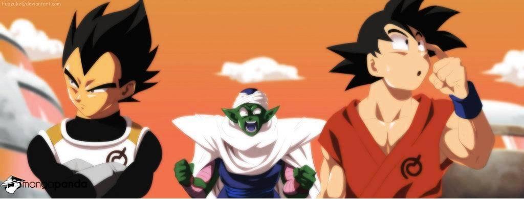 Dragon Ball Super Chapter 7  Online Free Manga Read Image 24