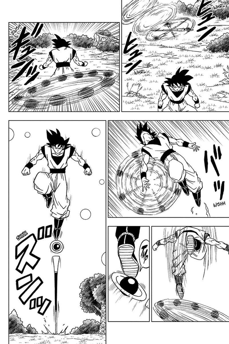 Dragon Ball Super Chapter 71  Online Free Manga Read Image 18