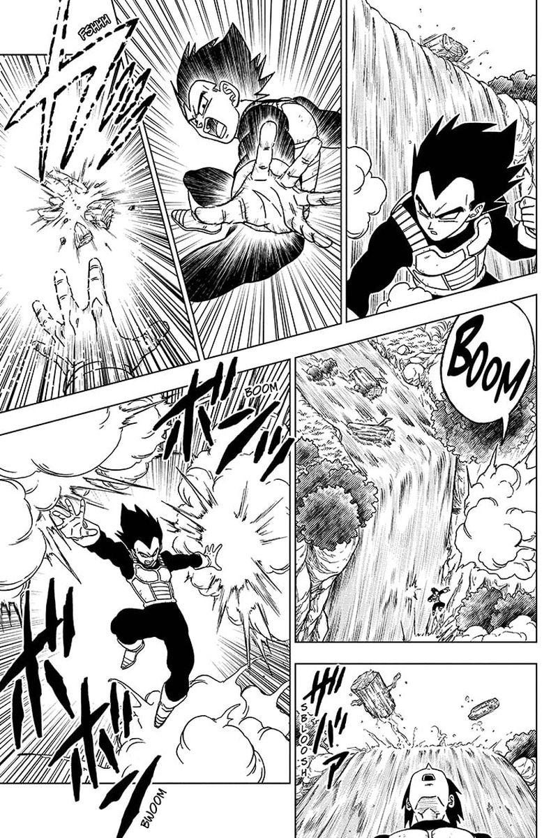 Dragon Ball Super Chapter 71  Online Free Manga Read Image 21