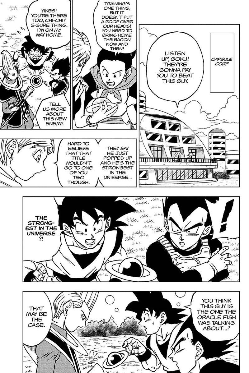 Dragon Ball Super Chapter 71  Online Free Manga Read Image 27