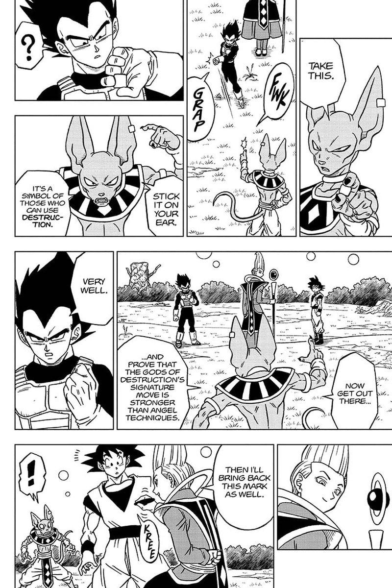 Dragon Ball Super Chapter 71  Online Free Manga Read Image 30