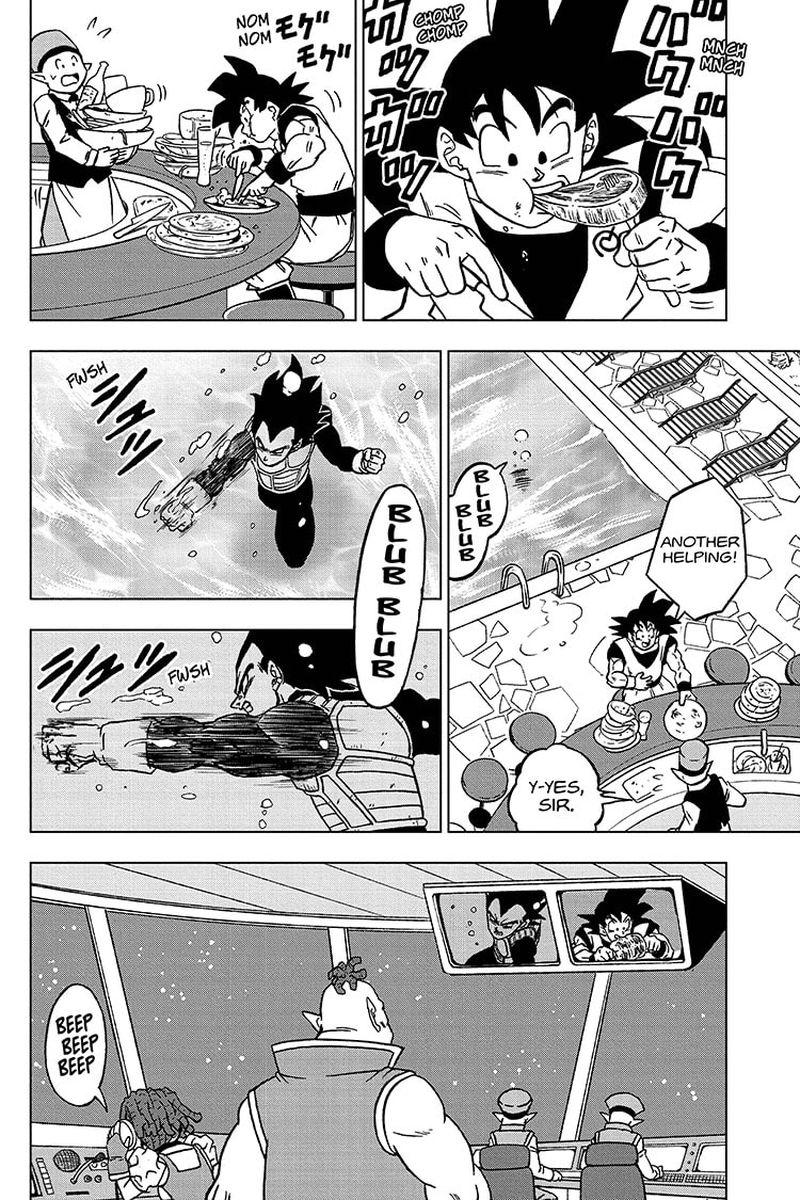 Dragon Ball Super Chapter 71  Online Free Manga Read Image 40