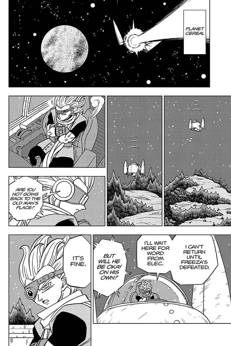 Dragon Ball Super Chapter 71  Online Free Manga Read Image 8