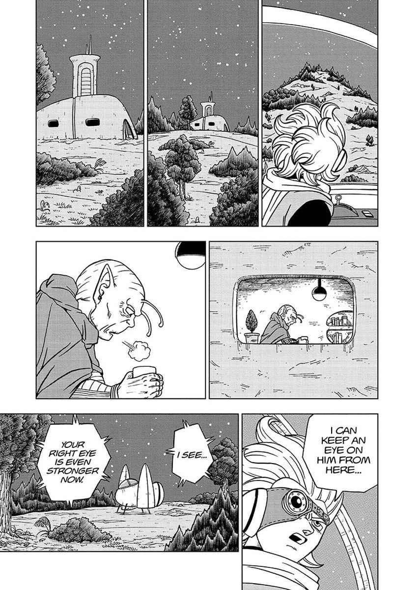 Dragon Ball Super Chapter 71  Online Free Manga Read Image 9