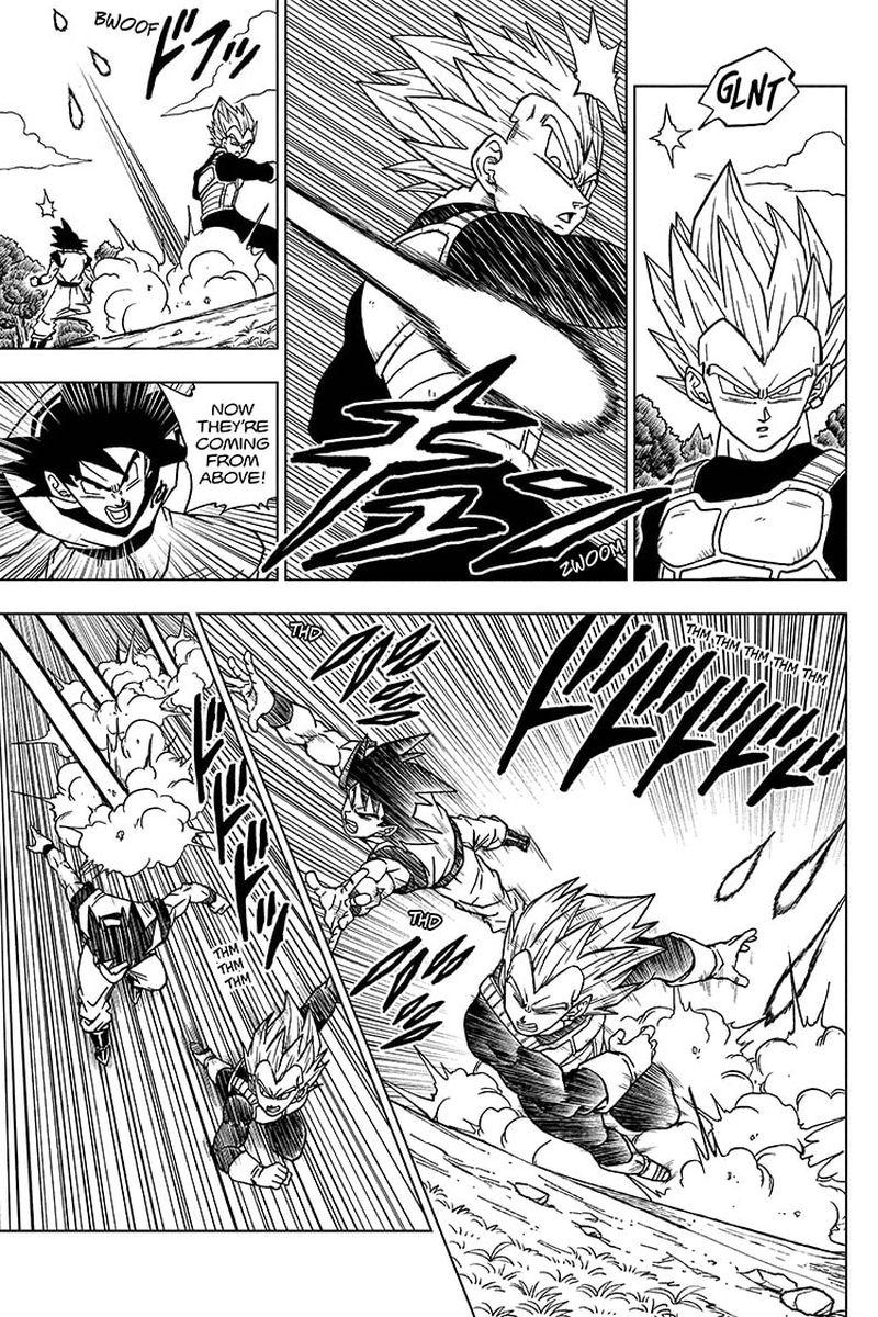 Dragon Ball Super Chapter 72  Online Free Manga Read Image 11