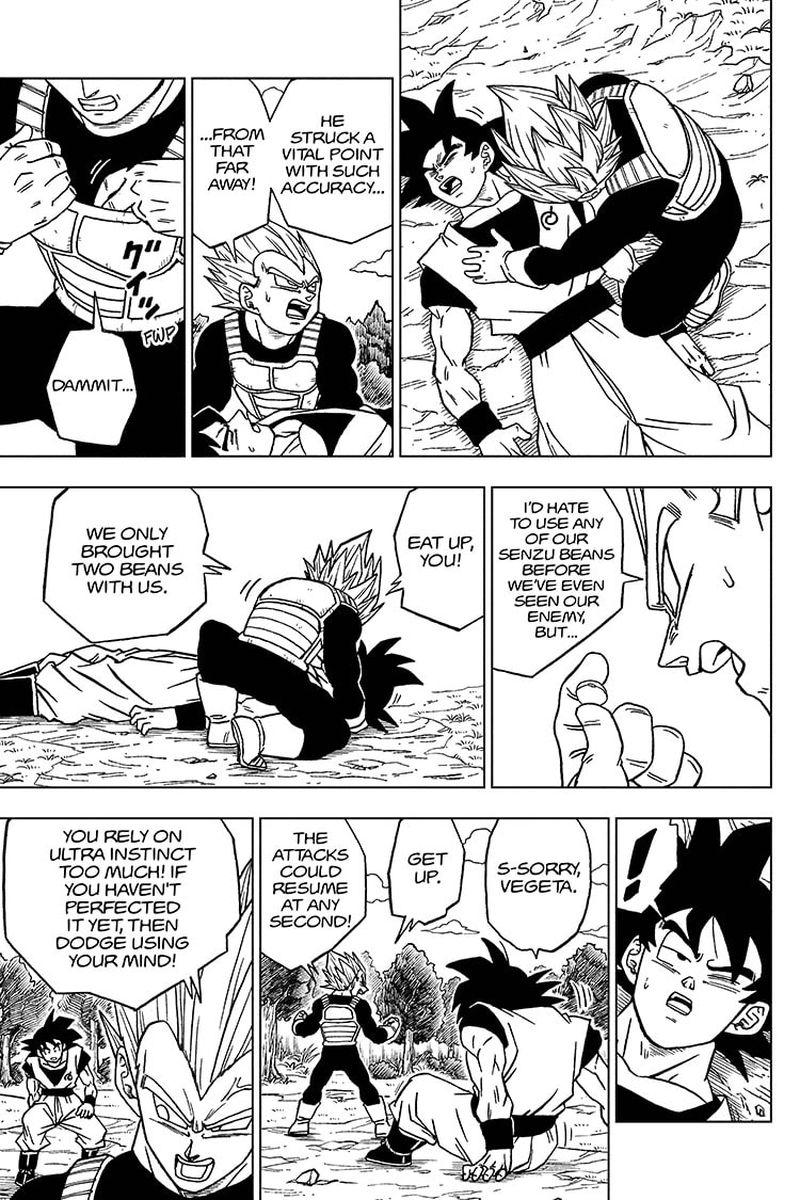Dragon Ball Super Chapter 72  Online Free Manga Read Image 15