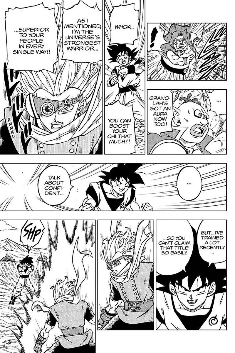 Dragon Ball Super Chapter 72  Online Free Manga Read Image 39