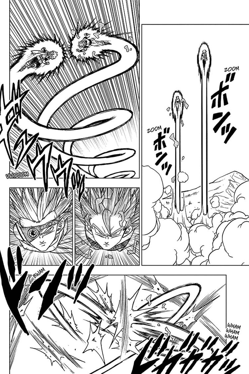 Dragon Ball Super Chapter 72  Online Free Manga Read Image 44