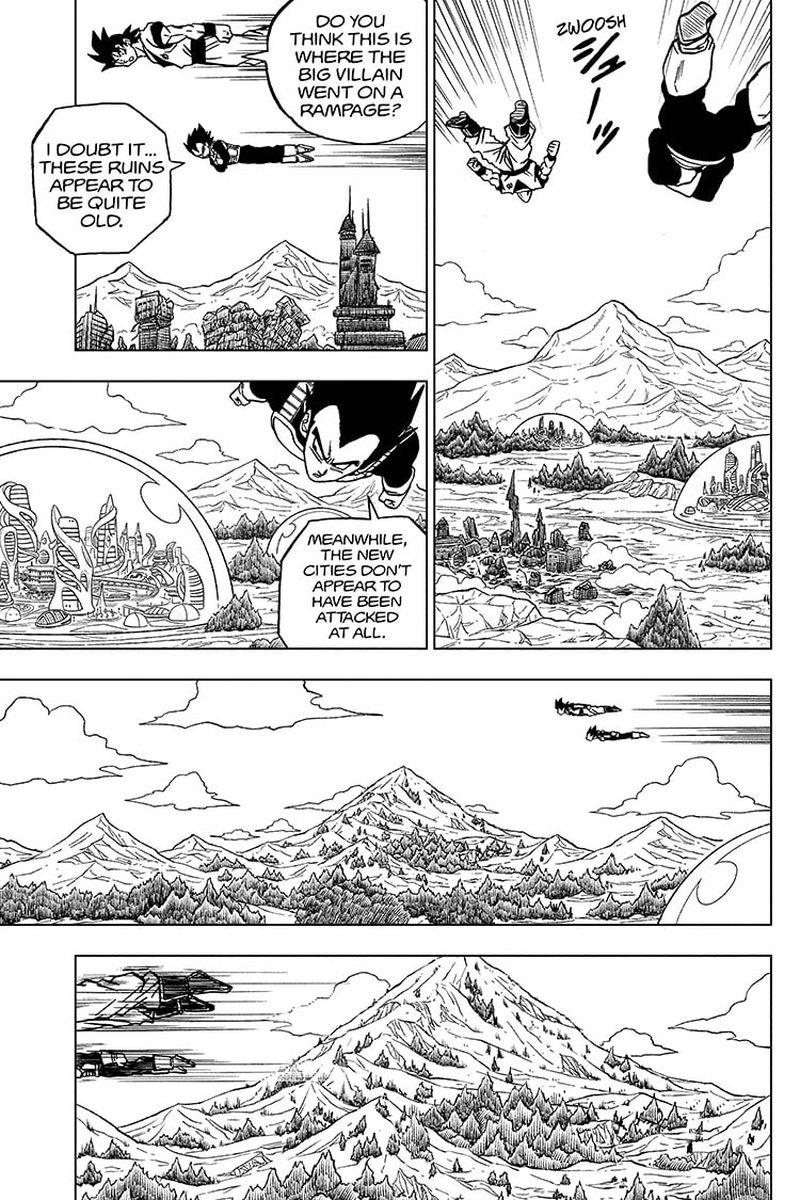 Dragon Ball Super Chapter 72  Online Free Manga Read Image 5
