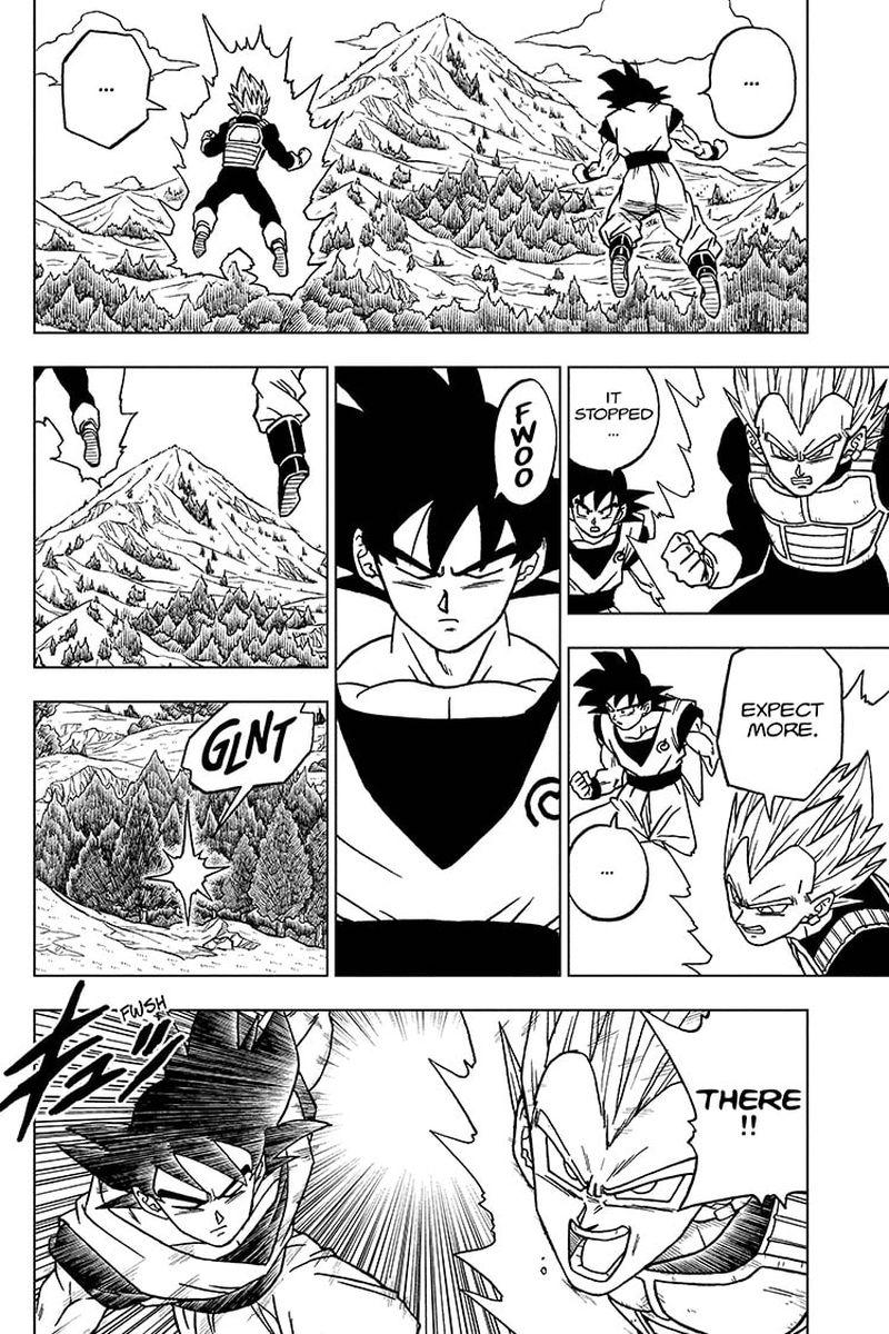 Dragon Ball Super Chapter 72  Online Free Manga Read Image 8