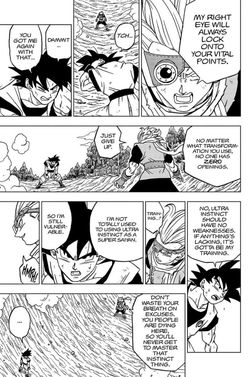 Dragon Ball Super Chapter 73  Online Free Manga Read Image 19