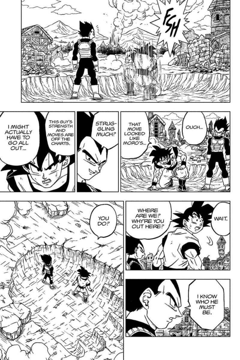 Dragon Ball Super Chapter 73  Online Free Manga Read Image 23