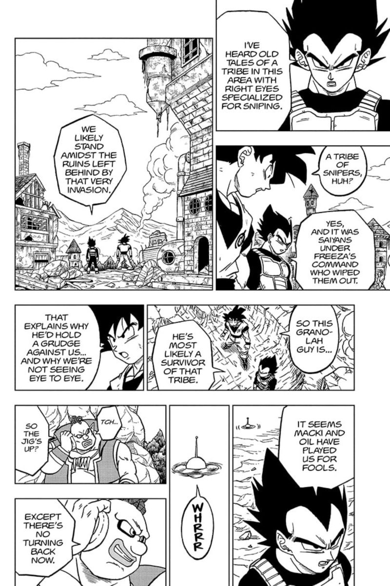 Dragon Ball Super Chapter 73  Online Free Manga Read Image 24