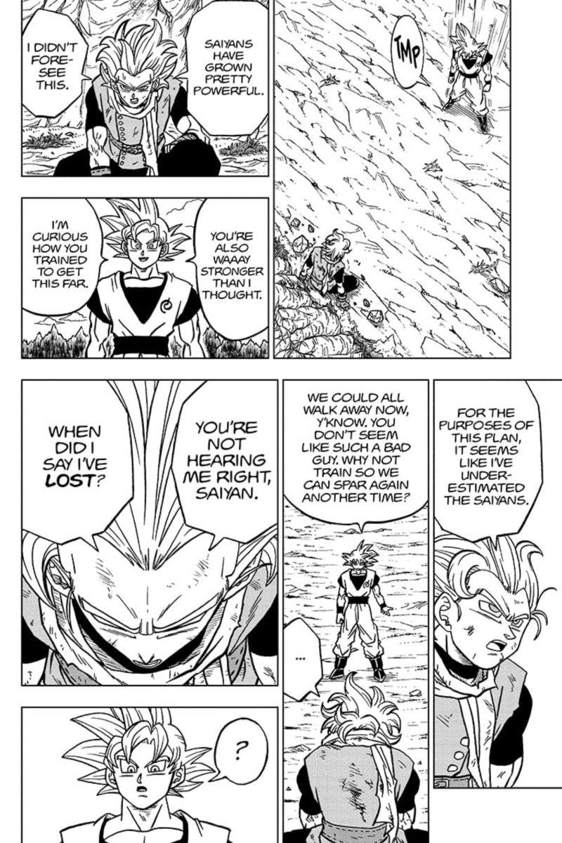 Dragon Ball Super Chapter 73  Online Free Manga Read Image 36