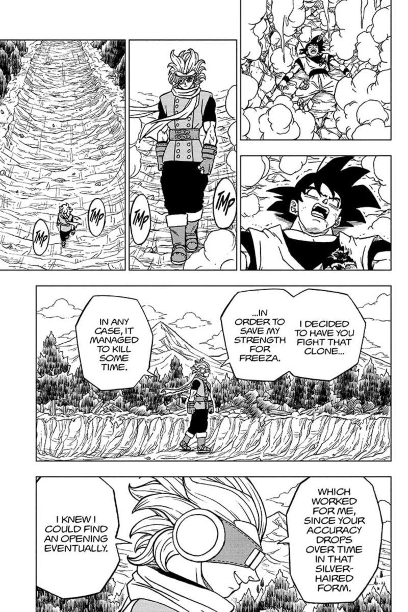 Dragon Ball Super Chapter 73  Online Free Manga Read Image 43