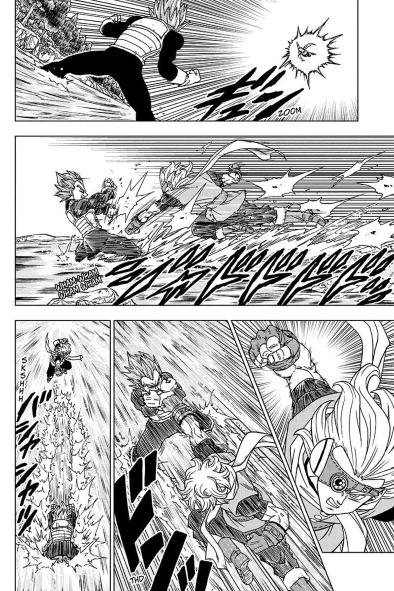 Dragon Ball Super Chapter 74  Online Free Manga Read Image 14