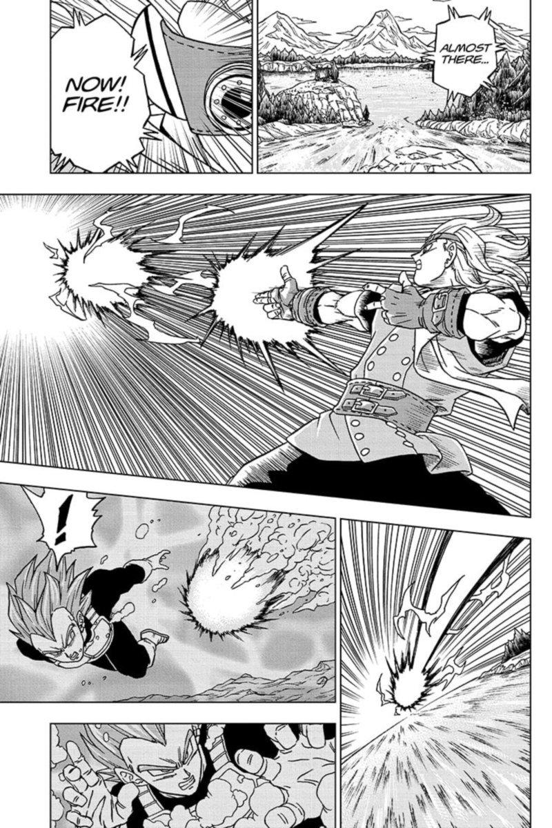 Dragon Ball Super Chapter 74  Online Free Manga Read Image 21