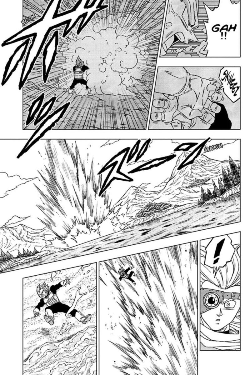 Dragon Ball Super Chapter 74  Online Free Manga Read Image 23