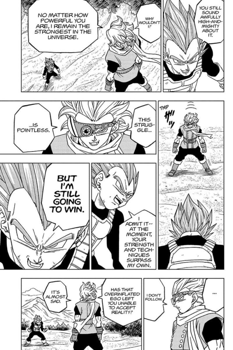 Dragon Ball Super Chapter 74  Online Free Manga Read Image 25