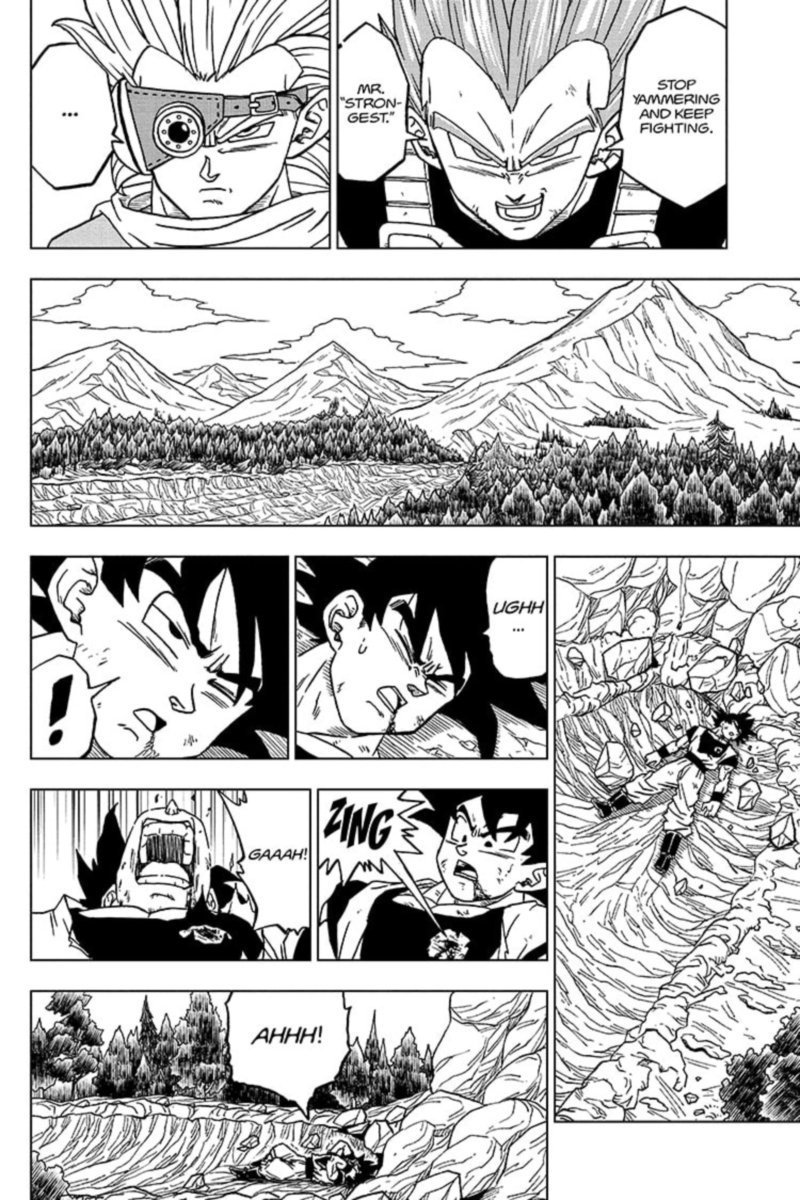 Dragon Ball Super Chapter 74  Online Free Manga Read Image 26