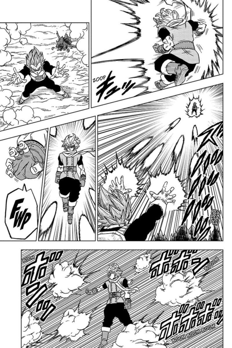 Dragon Ball Super Chapter 74  Online Free Manga Read Image 29
