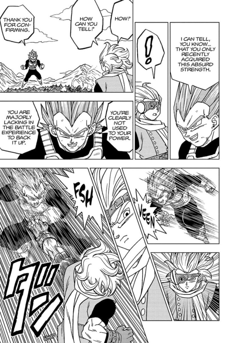 Dragon Ball Super Chapter 74  Online Free Manga Read Image 33