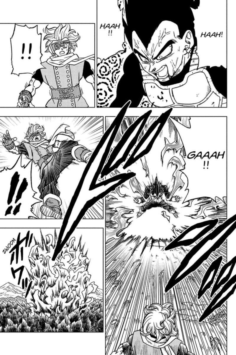 Dragon Ball Super Chapter 74  Online Free Manga Read Image 41