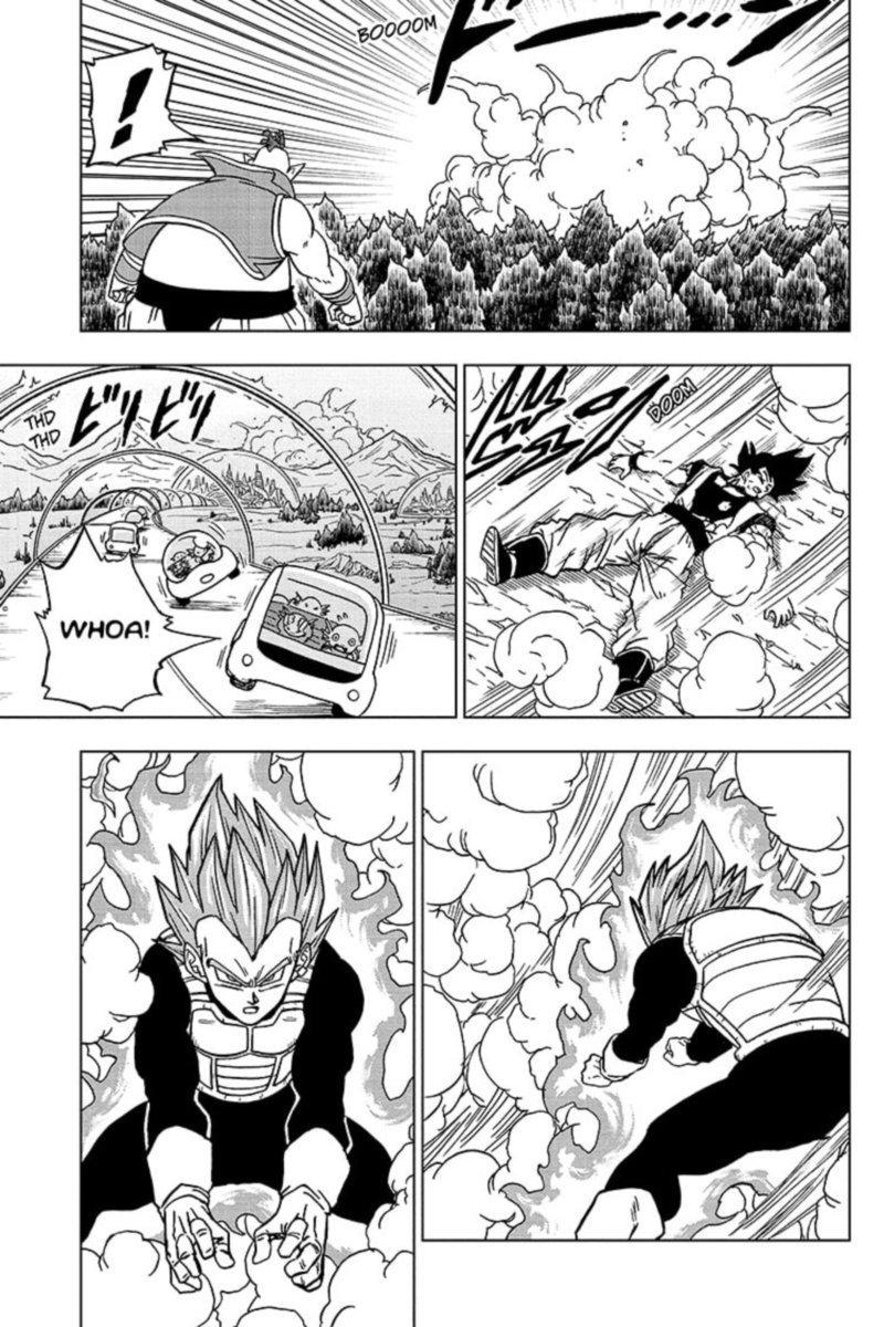 Dragon Ball Super Chapter 74  Online Free Manga Read Image 7