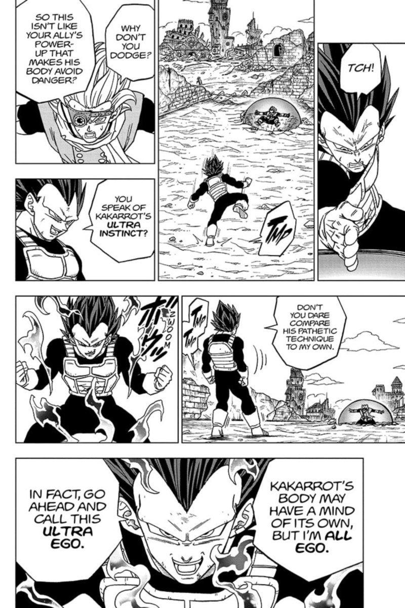 Dragon Ball Super Chapter 75  Online Free Manga Read Image 16