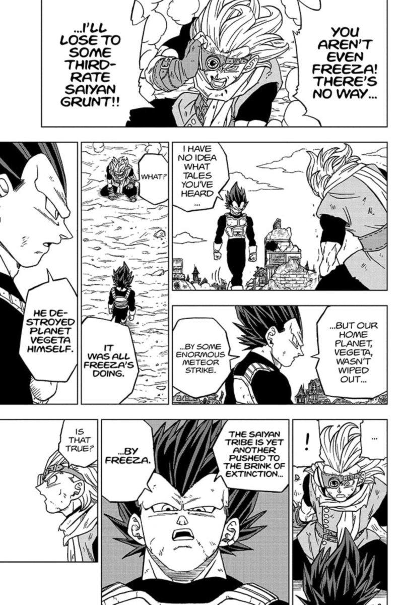 Dragon Ball Super Chapter 75  Online Free Manga Read Image 19