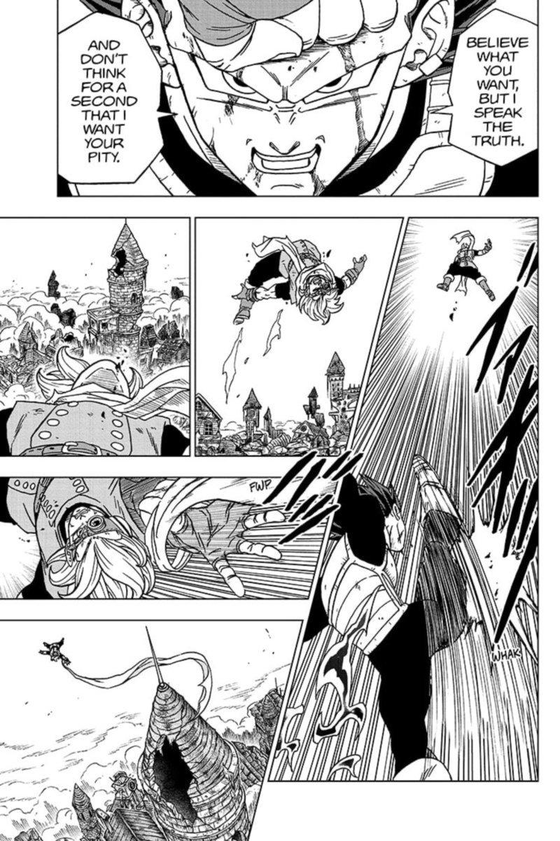 Dragon Ball Super Chapter 75  Online Free Manga Read Image 21