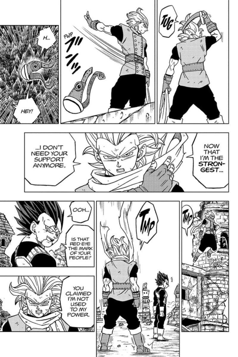Dragon Ball Super Chapter 75  Online Free Manga Read Image 23