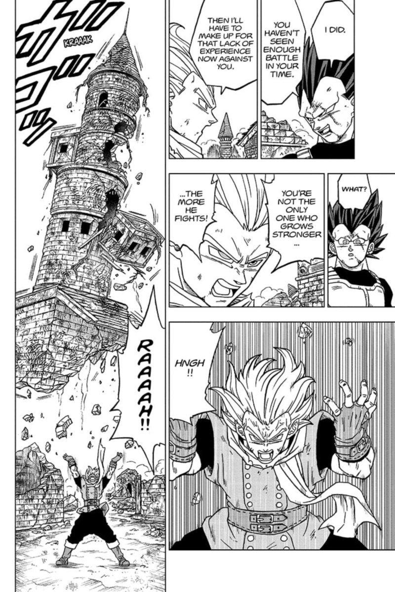 Dragon Ball Super Chapter 75  Online Free Manga Read Image 24