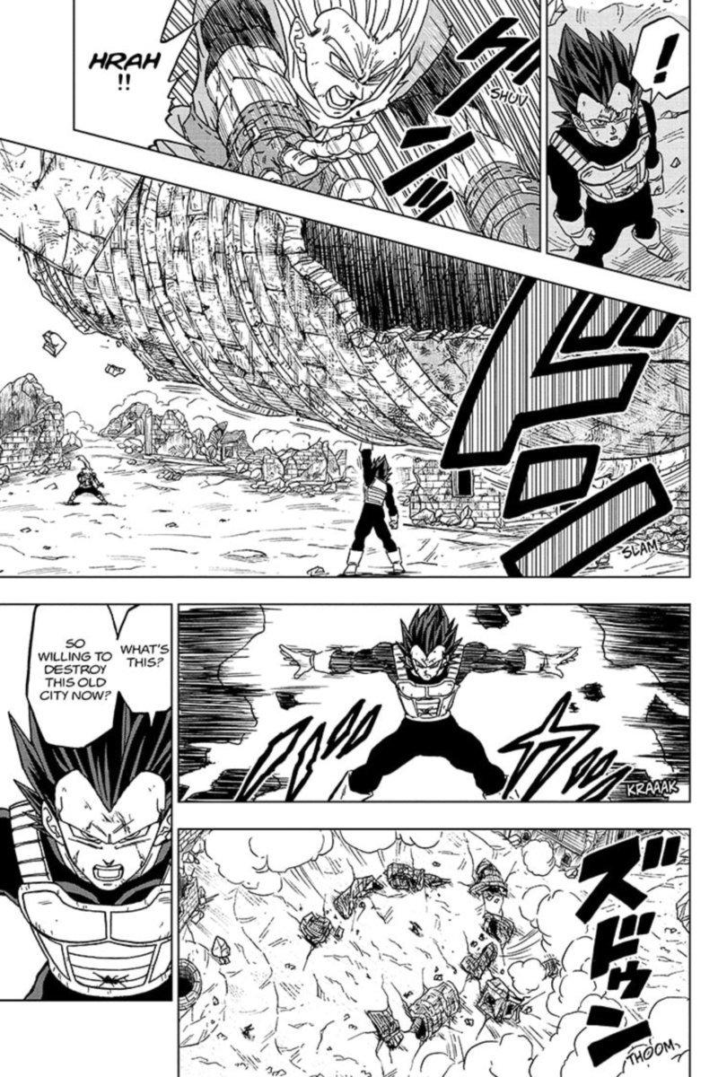 Dragon Ball Super Chapter 75  Online Free Manga Read Image 25