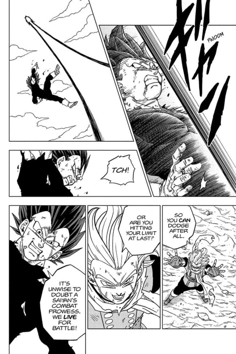 Dragon Ball Super Chapter 75  Online Free Manga Read Image 32