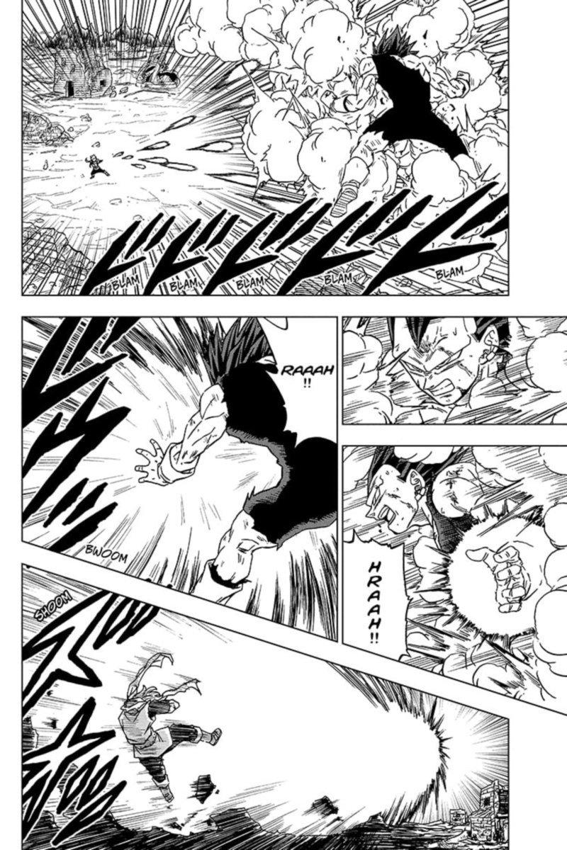 Dragon Ball Super Chapter 75  Online Free Manga Read Image 34