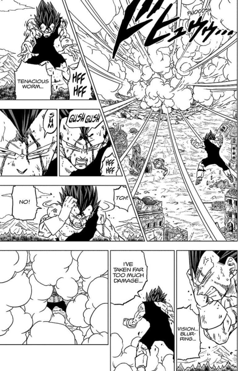 Dragon Ball Super Chapter 75  Online Free Manga Read Image 35
