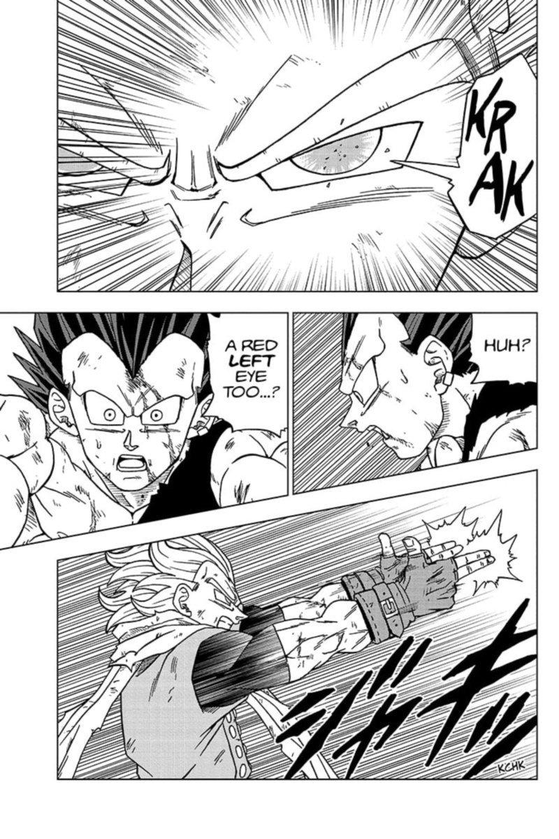 Dragon Ball Super Chapter 75  Online Free Manga Read Image 39