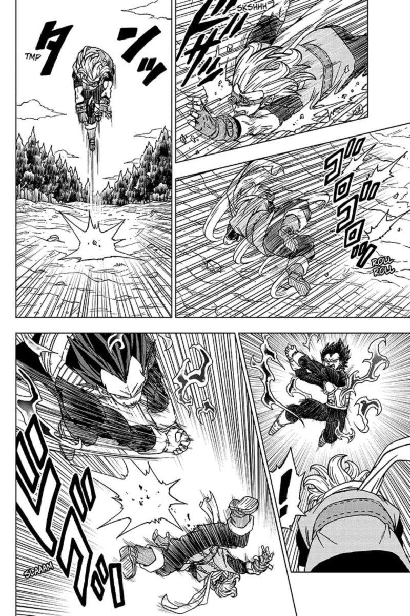 Dragon Ball Super Chapter 75  Online Free Manga Read Image 4