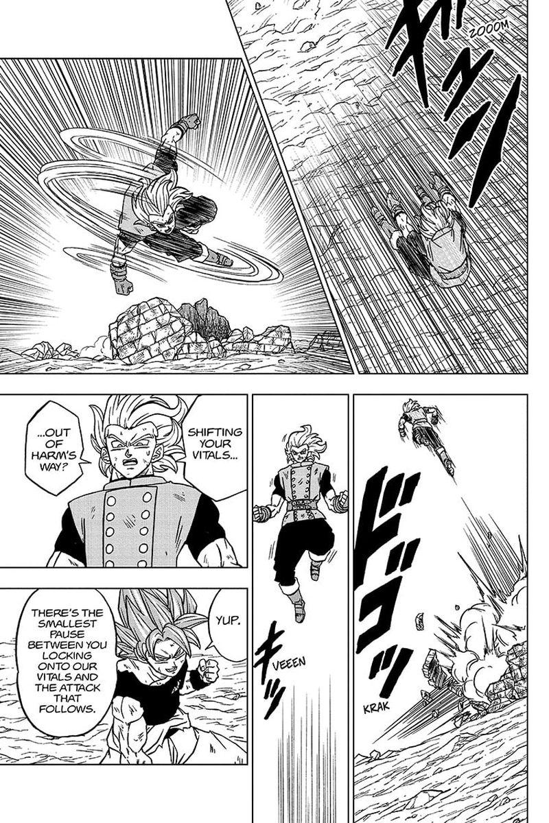 Dragon Ball Super Chapter 76  Online Free Manga Read Image 17