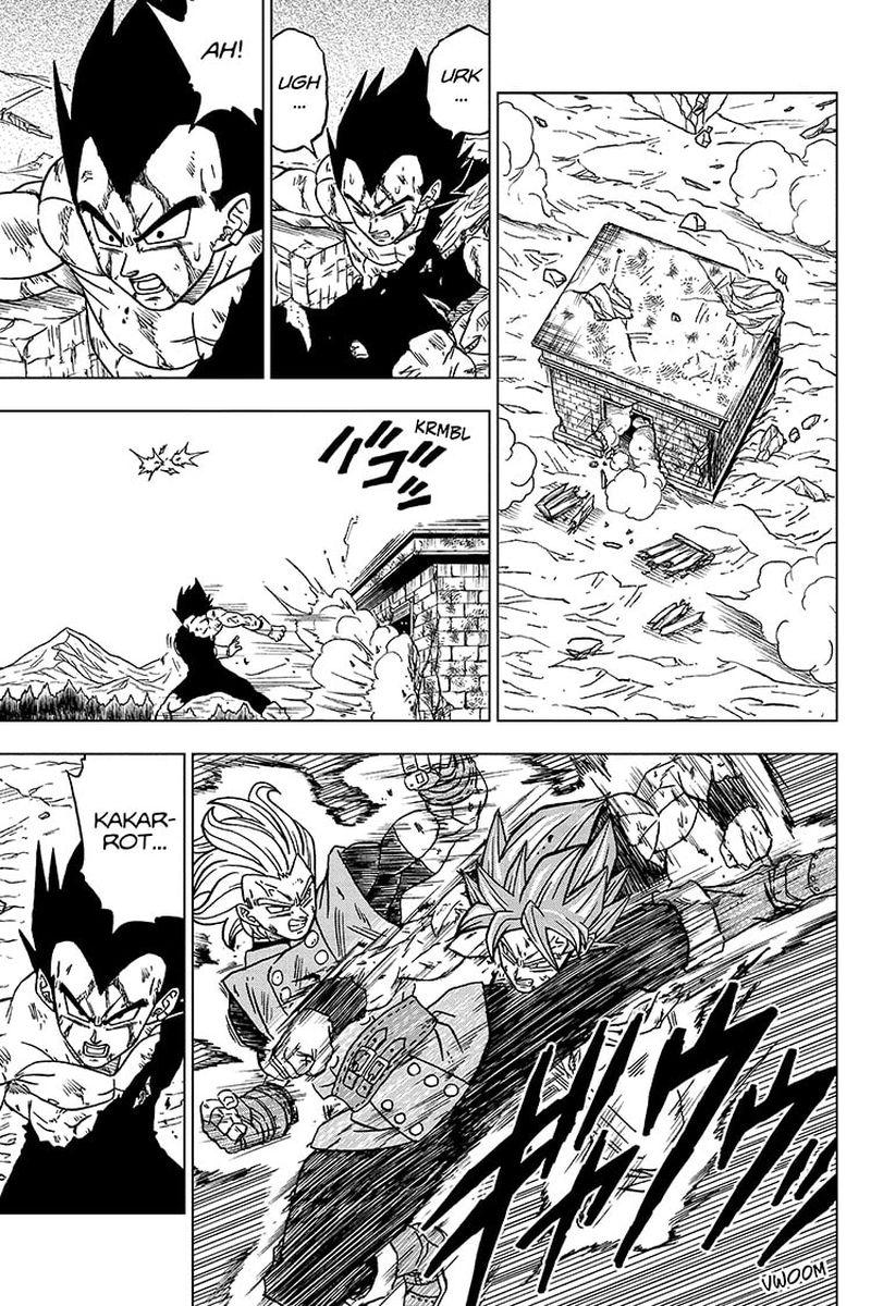 Dragon Ball Super Chapter 76  Online Free Manga Read Image 19