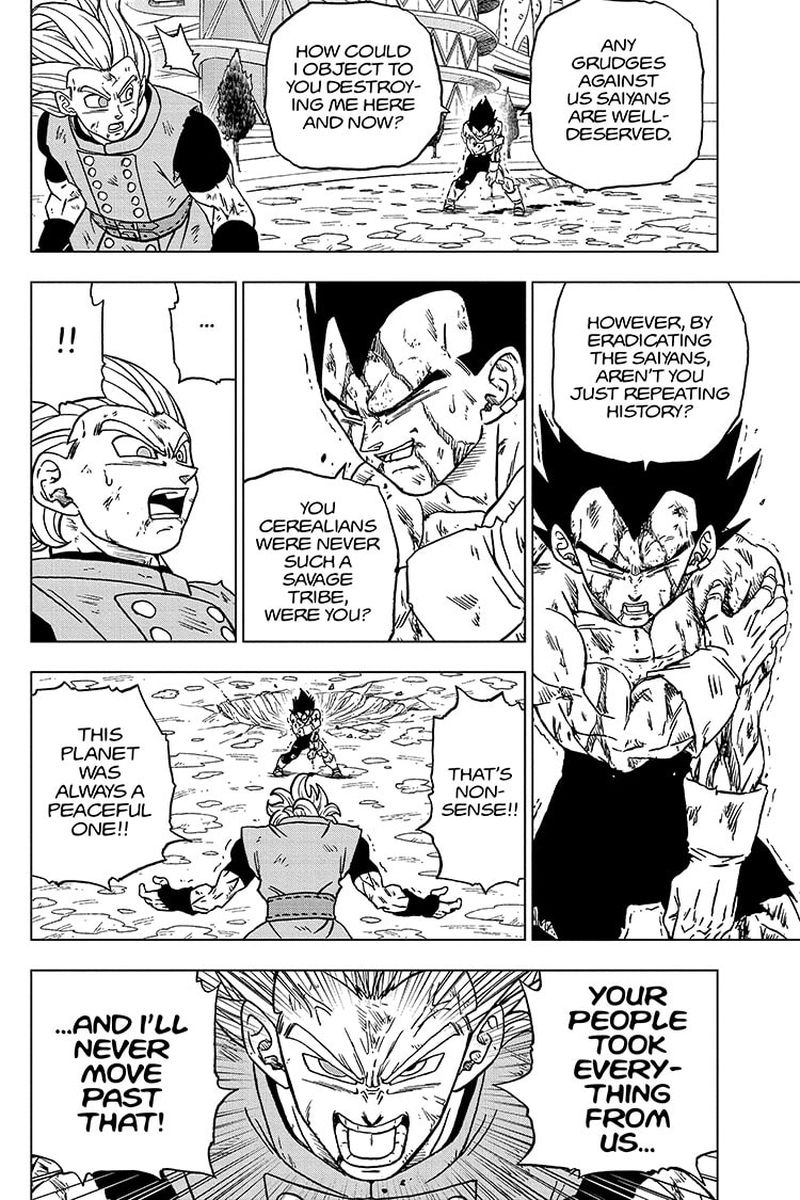 Dragon Ball Super Chapter 76  Online Free Manga Read Image 34