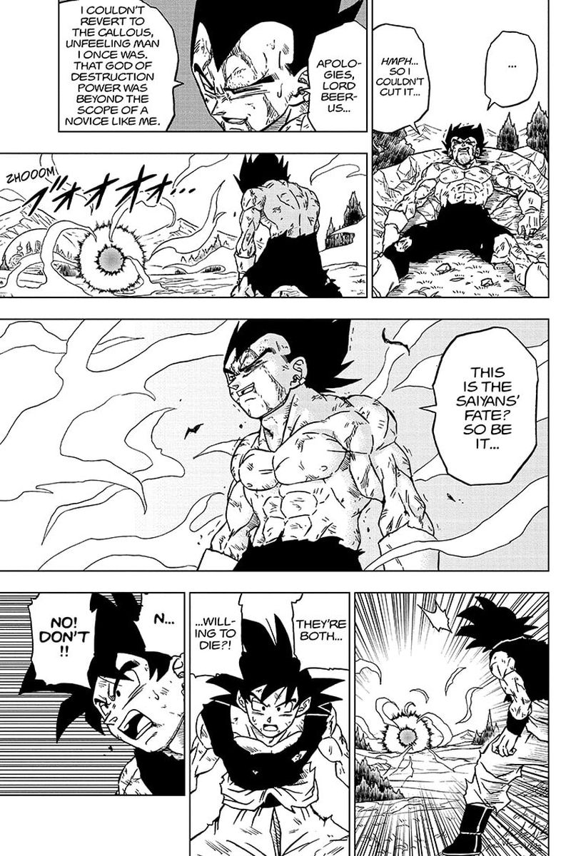 Dragon Ball Super Chapter 76  Online Free Manga Read Image 37