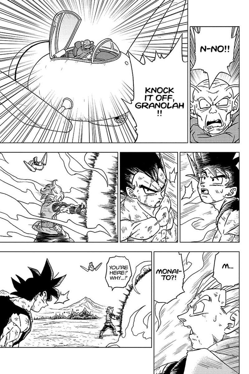 Dragon Ball Super Chapter 76  Online Free Manga Read Image 41